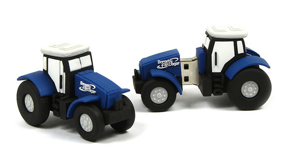 Tractor USB Flash Drives