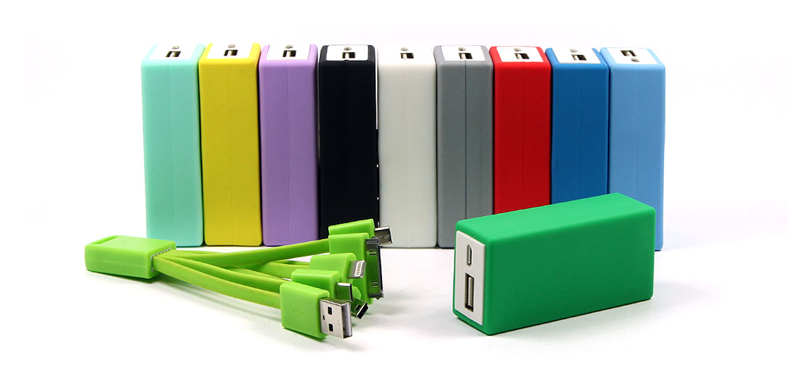Rectangle Creative Power Bank