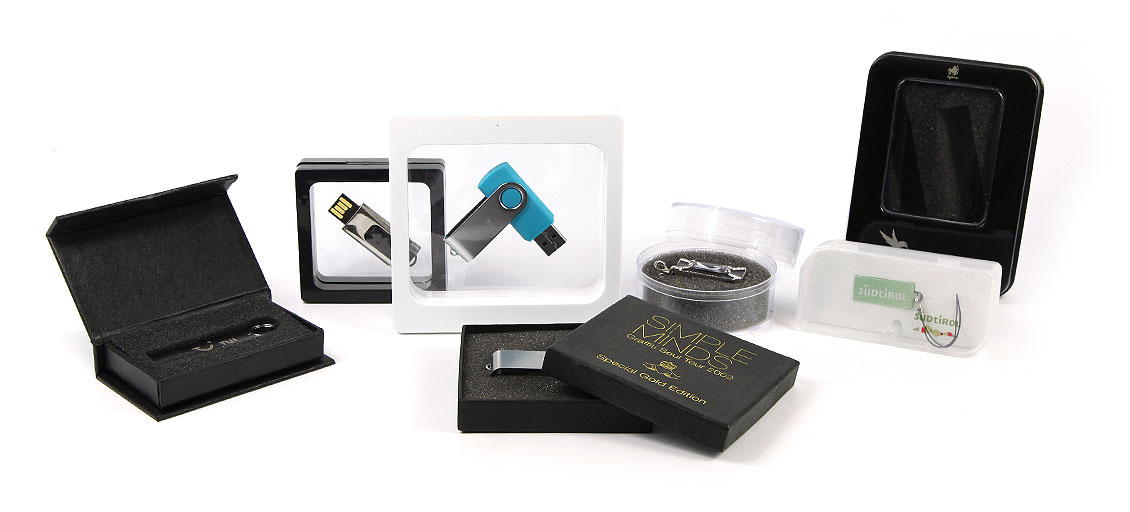 USB Flash Packaging